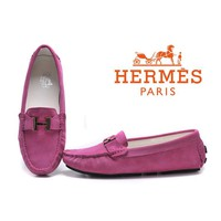 Hermes Women Fashion Flats Shoes Dancing Shoes