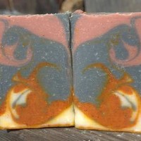 Curing Rack Soap Butterfly like a little painting by WeddingFavors