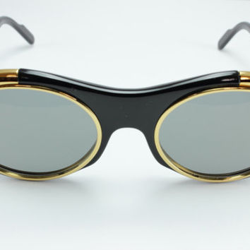 Vintage - Cartier Diabolo Sunglasses, 1991 Collection, Ultra Rare - TZV810180