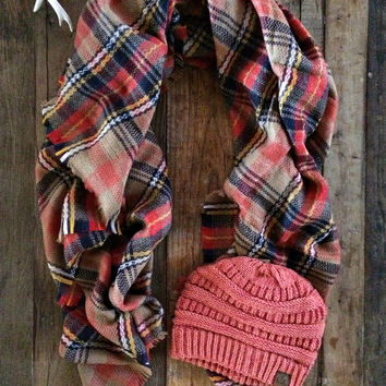 Weston Blanket Scarf