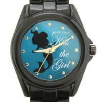 Disney The Little Mermaid Kiss The Girl Watch