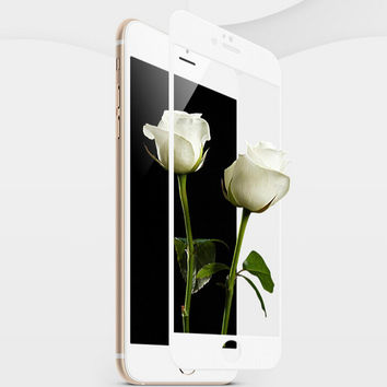high definition iphone 6 6s plus toughened glass screen protector