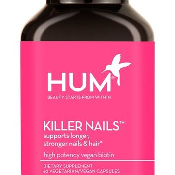 Hum Nutrition Killer Nails Capsules | Nordstrom