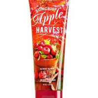 SUNCRISP APPLE HARVEST Signature Collection Ultra Shea Body Cream Autumn 2015 8 oz / 226 g