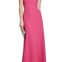 Surrey Strapless Fitted Bustier Gown