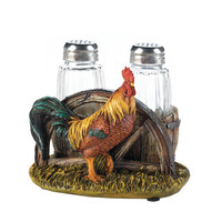 Farm Rooster Shaker Set