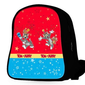 Taom And Jerry Party Backpack