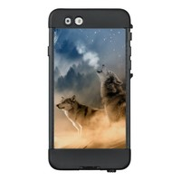 Wolves Howling NUUD iPhone 6 case