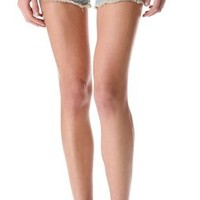 Maison Scotch Denim Shorts | SHOPBOP