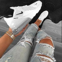 Nike Air Max 270 Fashion Running Sport Casual Shoes