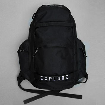. Storror EXPLORE Backpack (Black)