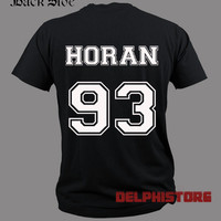 niall horan shirt t shirt tshirt tee shirt black and white unisex t shirt (DL-11)