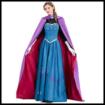 Halloween Costume Princess Dress [2208093503586]