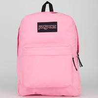 Jansport Superbreak Backpack Pink Pansy One Size For Men 19485535001