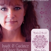 The Mystical Moon Mandala Oracle by Laurie Barraco
