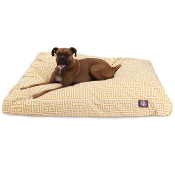 Towers Rectangle Dog Bed by Majestic Pet Products