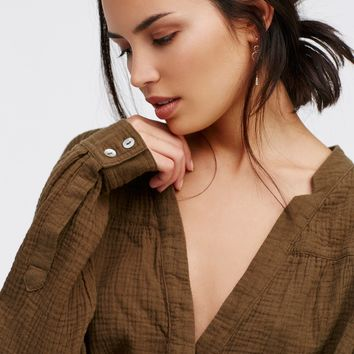 Free People Changing Horizons Pullover