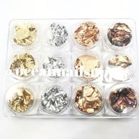Super Shiny Loose Foil Set