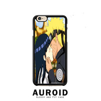 Naruto Kissing Girl iPhone 6 Plus Case Auroid