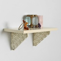 Plum & Bow Lace Bracket Wall Shelf - Urban Outfitters