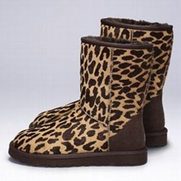 Classic Short Animal-print Boot - UGG Australia - Victoria's Secret