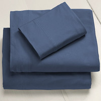 Egyptian Jersey Sheet Set: Sheet Sets | Free Shipping at L.L.Bean