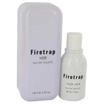Firetrap by Firetrap Eau De Toilette Spray 2.5 oz (Women)