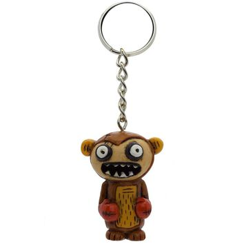 Boogily Collection - Squiggie Head Key Chain