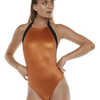 Allerton Low Back One Piece Copper