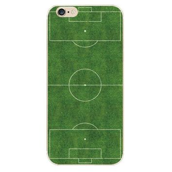 Football Field iPhone 5S 6 6S Plus Case + Gift Box-128-170928