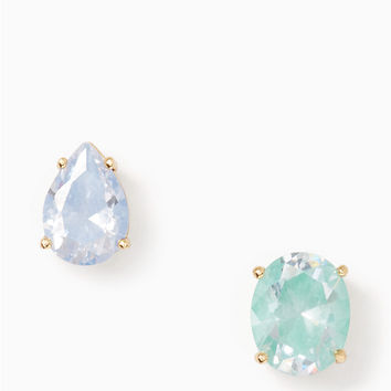 flying colors asymmetrical studs | Kate Spade New York