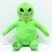 RIPNDIP Alien Stuffed Animal | Zumiez