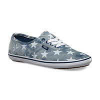 Denim Stars Cedar | Shop Lifestyle at Vans