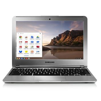 Samsung Chromebook 11.6 Laptop 1.7GHz, 2GB Ram, 16GB SSD, XE303C12 WITH CHARGER CLEAN NICE CHROMEBOOK WITH ORIGINAL CHARGER