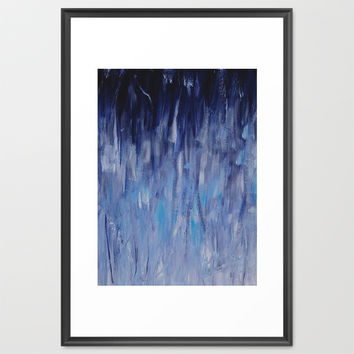 Mood Framed Art Print by DuckyB (Brandi)