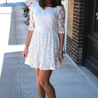 Lady in Daisy {Dress}