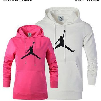New Jordan Women Men Lover Top Sweater Hoodie