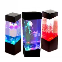 Table Motion Jellyfish Lamp