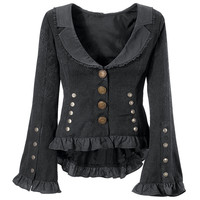 Steam Age Jacket                                   - New Age, Spiritual Gifts, Yoga, Wicca, Gothic, Reiki, Celtic, Crystal, Tarot at Pyramid Collection
