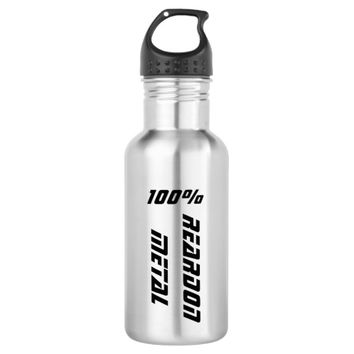 Reardon Metal Stainless Steel Water Bottle