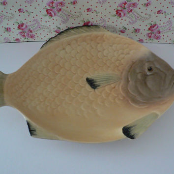 Shorter and Son vintage fish serving plate or dish