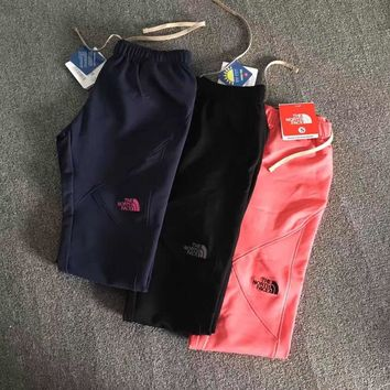 THE NORTH FACE Women Knitting Elasticity Leisure Sports Trousers One-nice™