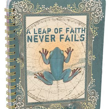PAPAYA! Art Leap of Faith Spiral Notebook - What's New