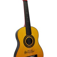 Toddler Schoenhut Six-String Acoustic Guitar