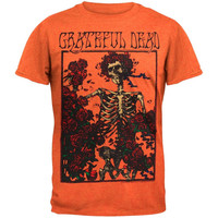 Grateful Dead - Bertha Soft Orange T-Shirt