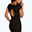 Isabelle Keyhole Bodycon Dress