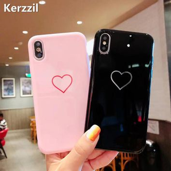 Kerzzil Bling Glitter Love King Queen Moon Stars Feather Case For Huawei P20 lite Pro on Honor 9 10 lite V10 Play Soft TPU Cover
