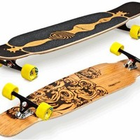 Loaded Bhangra Flex 2 Complete Longboard Skateboard