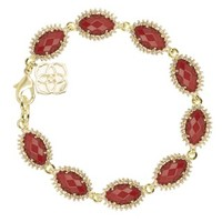 Jana Bracelet in Dark Red - Kendra Scott Jewelry