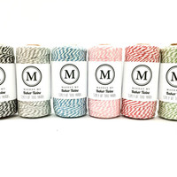 New! Baker Twine - 100 yards/ One spool / gift wrapping / packaging supplies